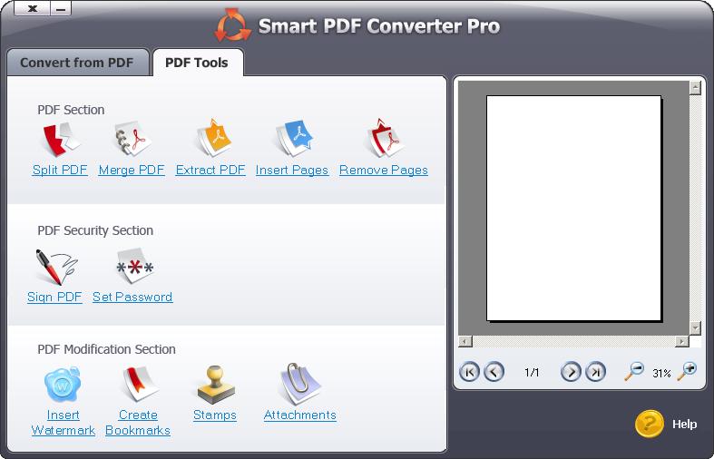 smart pdf converter to word