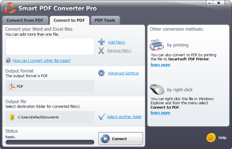 convert picture to pdf
